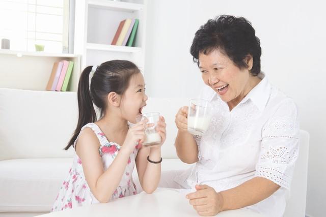 Probimil-Canxi giúp phục hồi sức khỏe sau ốm