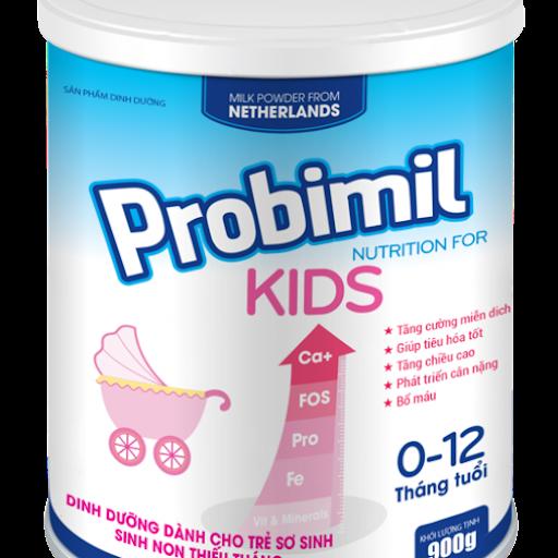 Probimil Kids 900G là loại Sữa cao cấp của thương hiệu Fukuoka