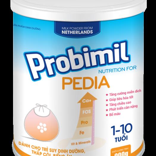 Probimil Pedia được các chuyên gia dinh dưỡng đánh giá cao