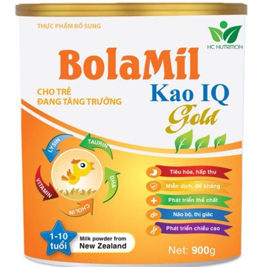 Sữa cao cấp Bolamil Kao IQ Gold 900g