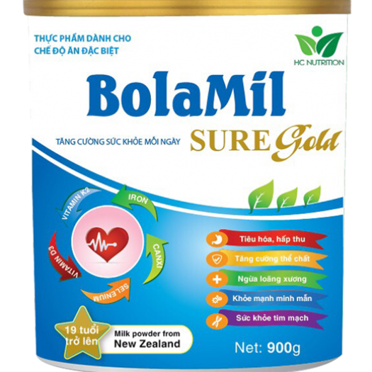 Bolamil Sure Gold 900G