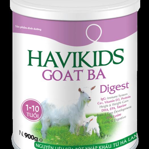 Sữa dê Havikids Goat BA 900G