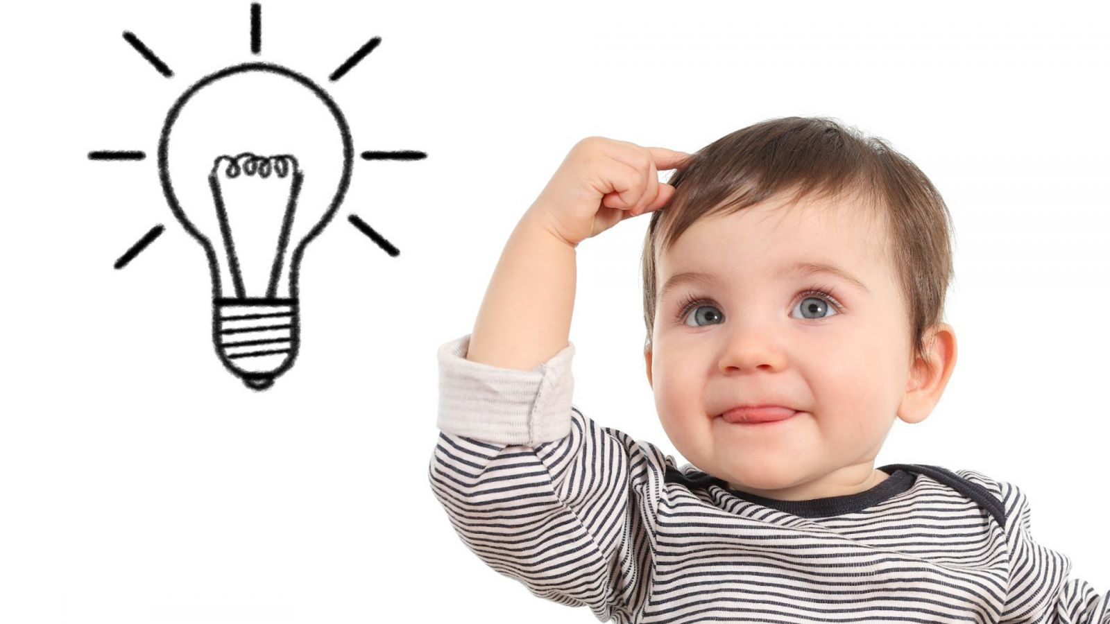 Giúp bé phát triển trí não từ những giây phút đầu đời