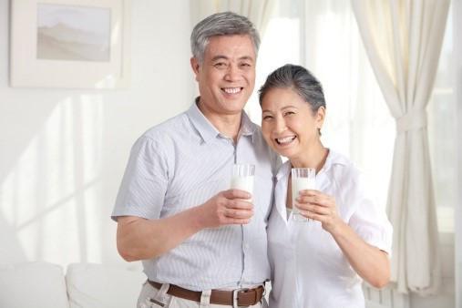 Sữa mát fukuoka dành cho người lớn tuổi