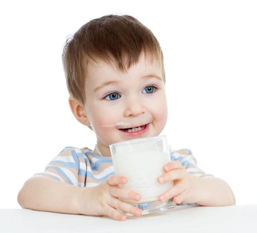 Sữa mát fukuoka cho trẻ em gầy còm